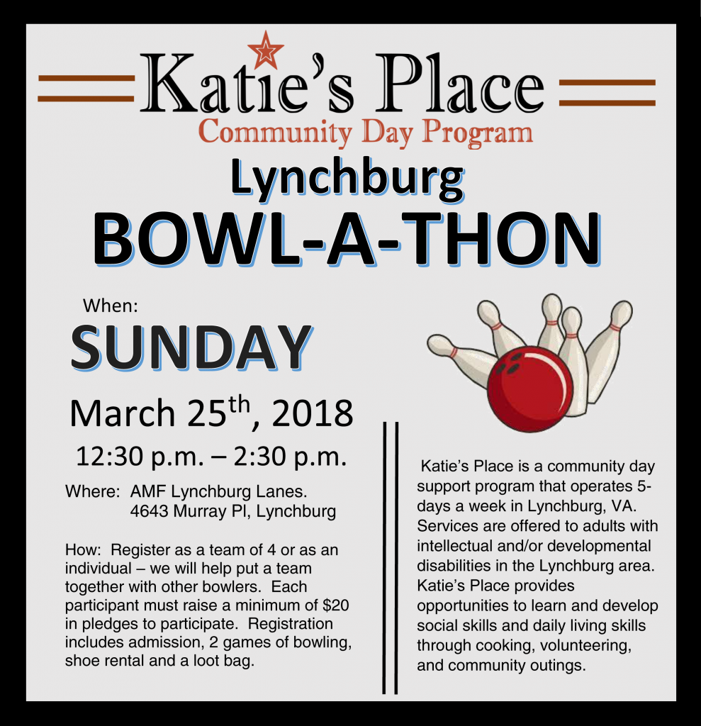 Lynchburg Bowling website 2018 image